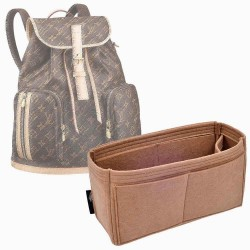 Bag and Purse Organizer with Singular Style for Louis Vuitton Bosphore Backpack