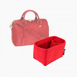 Bag and Purse Organizer with Singular Style for Louis Vuitton Speedy 25, 30, 35 and 40