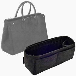 Handbag Organizer with Singular Style for Louis Vuitton Grenelle Tote MM / PM
