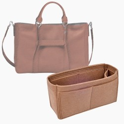Bag and Purse Organizer with Singular Style for Longchamp 3D Top Handle Small/Medium