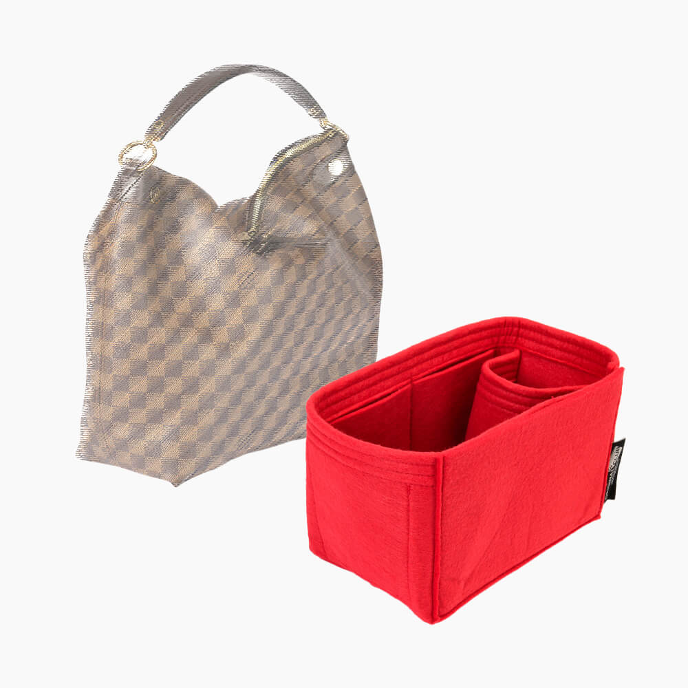 Bag and Purse Organizer with Singular Style for Louis Vuitton Duomo Hobo
