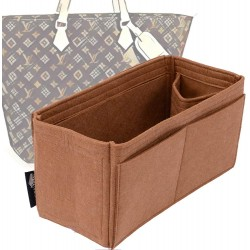 Bag and Purse Organizer with Singular Style for Louis Vuitton All In PM, All In MM and All In GM