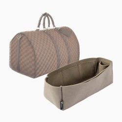 Bag and Purse Organizer with Singular Style for Louis Vuitton Keepall 45, 50, 55 and 60