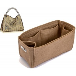 Bag and Purse Organizer with Singular Style  for Louis Vuitton Artsy Models