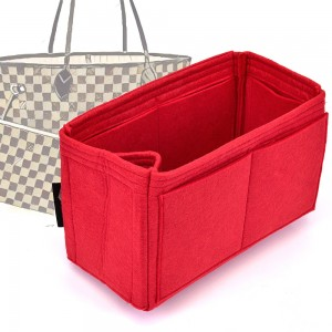 Bag and Purse Organizer with Singular Style for Louis Vuitton Neverfull PM, MM and GM