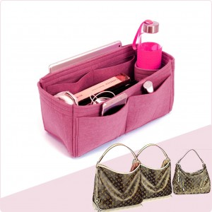 Bag and Purse Organizer with Singular Style for Louis Vuitton Delightful PM, MM (New), MM (Old) and GM