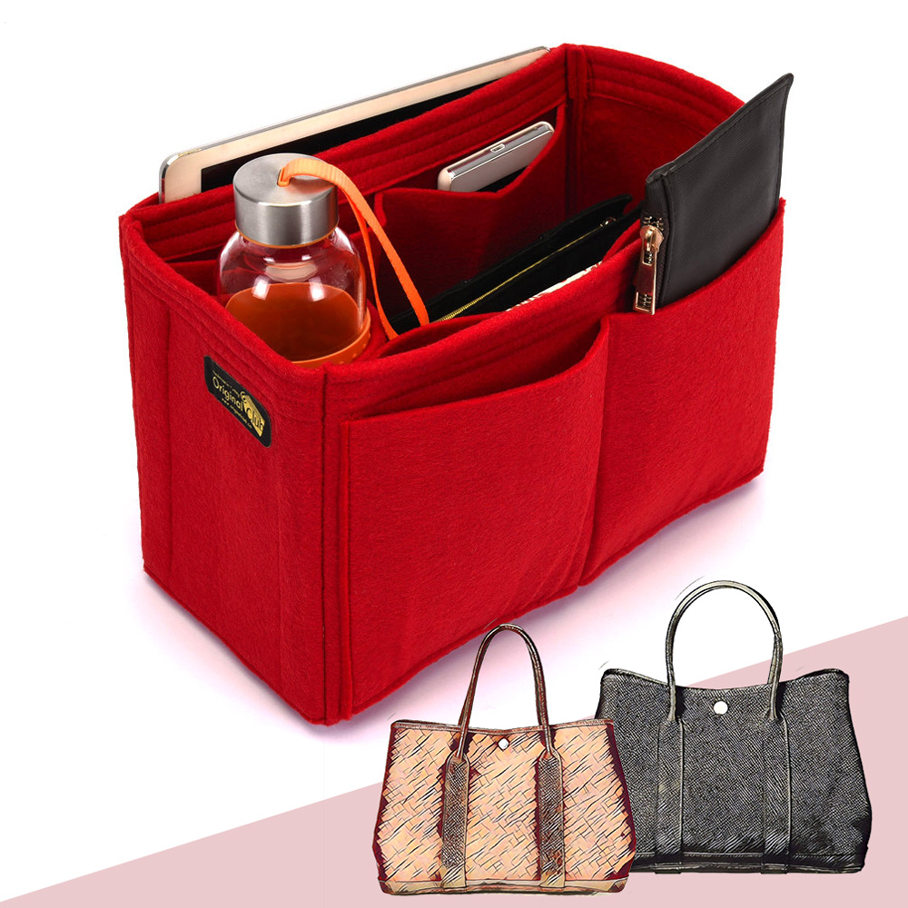 Bag and Purse Organizer with Singular Style for Hermes Garden Party Models e90954e27c072