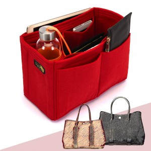 Bag and Purse Organizer with Singular Style for Hermes Garden Party 30 and 36