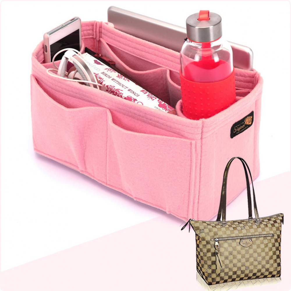 Bag and Purse Organizer with Singular Style for Louis Vuitton Iena MM