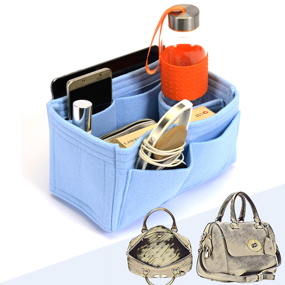 Bag and Purse Organizer with Singular Style for Mulberry Del Ray