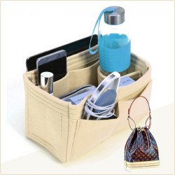 Bag and Purse Organizer with Singular Style for Louis Vuitton Noe Models