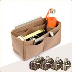 Bag and Purse Organizer with Singular Style for Louis Vuitton Speedy Style