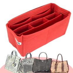 Bag and Purse Organizer with Chambers Style for Hermes Birkin Models