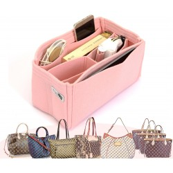 Bag and Purse Organizer with Chamber Style for Louis Vuitton Speedy Models