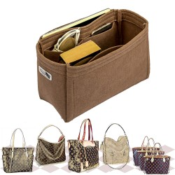 Bag and Purse Organizer with Basic Style for Louis Vuitton Bags