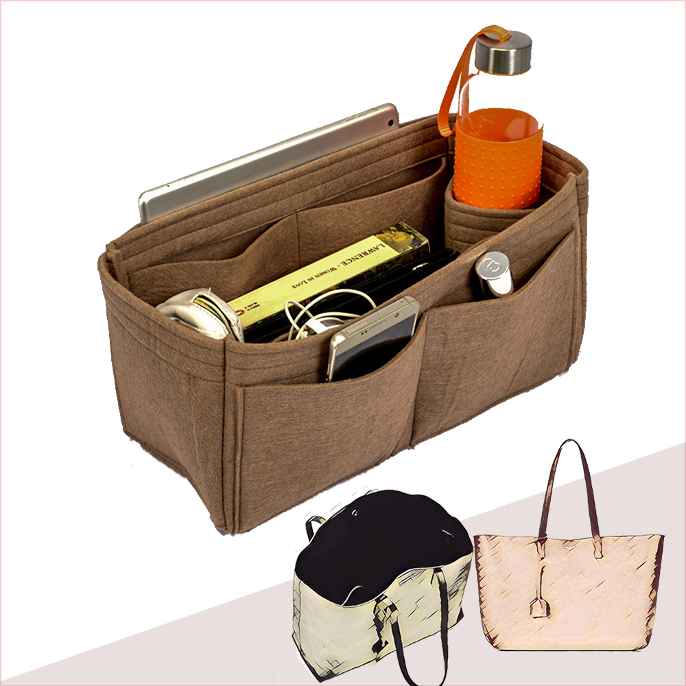 Bag and Purse Organizer with Singular Style for Saint Laurent Shopper Tote