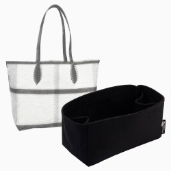 Handbag Organizer with Regular Style for Burb. Doodle Tote