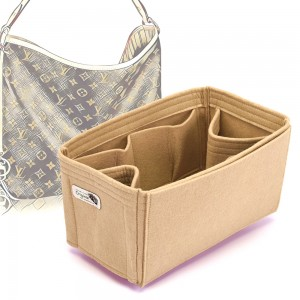 Bag and Purse Organizer with Regular Style for Louis Vuitton Delightful PM, MM (New), MM (Old) and GM
