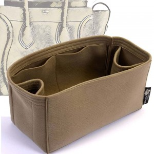 Bag and Purse Organizer with Regular Style for Mini Luggage