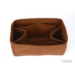Bag and Purse Organizer with Regular Style for Longchamp Quadri Croco Bag