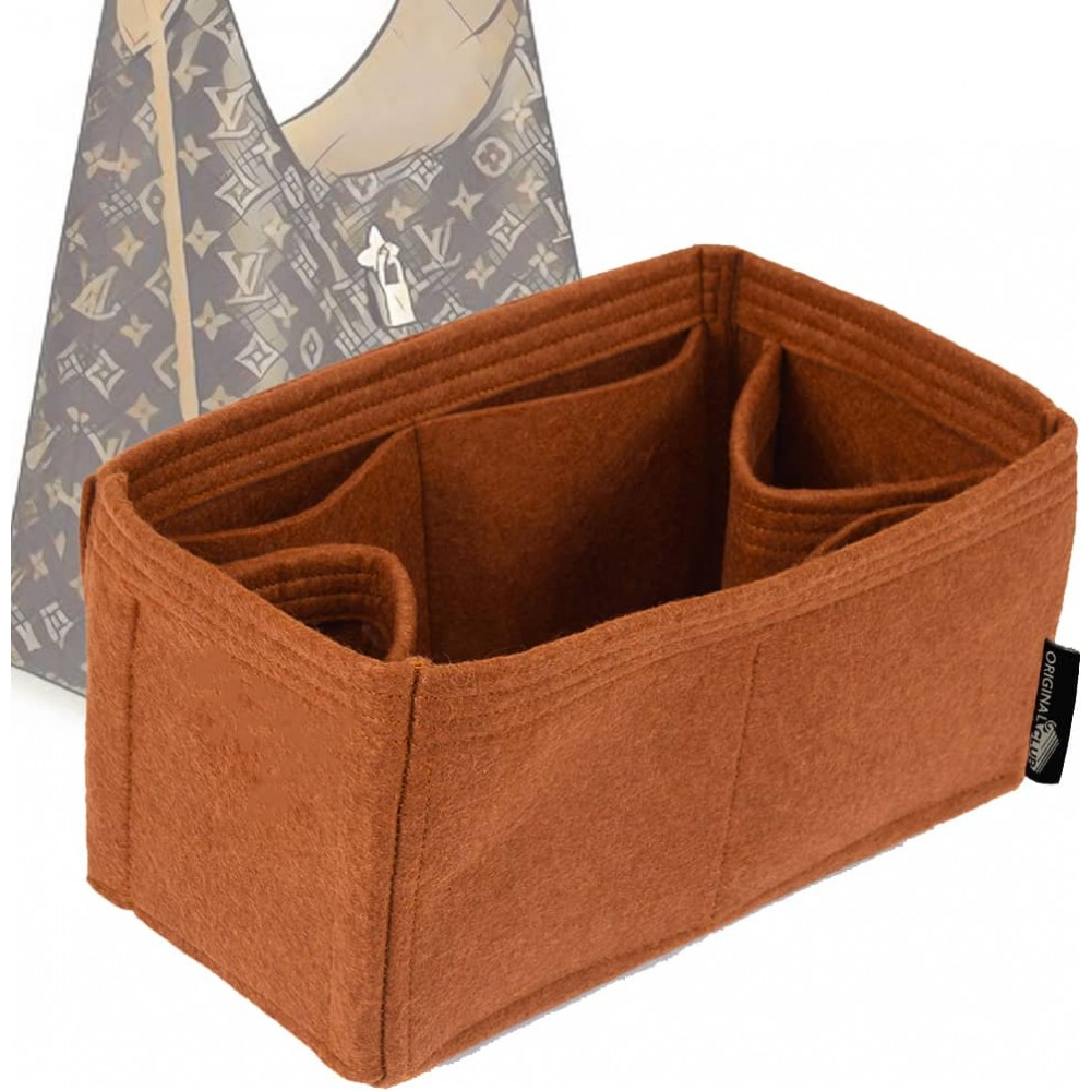 Bag and Purse Organizer with Regular Style for Louis Vuitton Flower Hobo