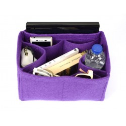 Bag and Purse Organizer with Regular Style for Longchamp Le pliage Medium Handbag