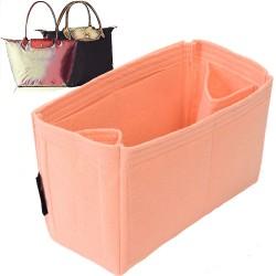 Regular Style 2 mm Soft Felt Bag and Purse Organizer for Longchamp Bags