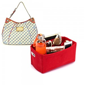 Bag and Purse Organizer with Regular Style for Louis Vuitton Galliera PM