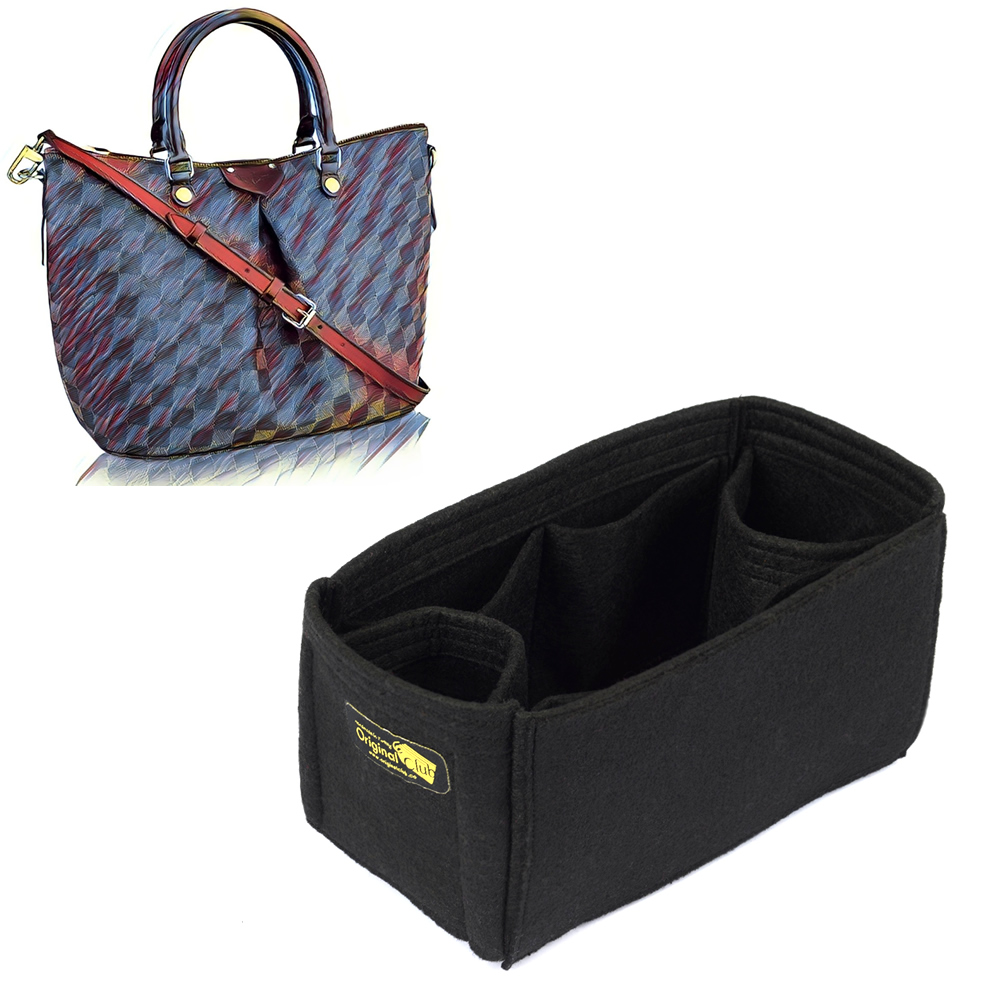 Bag and Purse Organizer with Regular Style for Louis Vuitton Siena MM