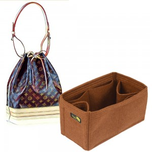 Bag and Purse Organizer with Regular Style for Louis Vuitton Petit NOE, NOE BB and NOE
