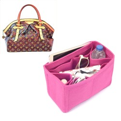Bag and Purse Organizer with Regular Style for Louis Vuitton Tivoli GM