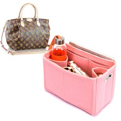 Bag and Purse Organizer with Regular Style for Louis Vuitton Turenne MM