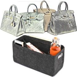 Bag and Purse Organizer with Regular Style for Hermes Birkin Models