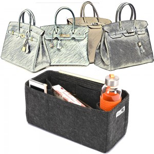 Bag and Purse Organizer with Regular Style for Hermes Birkin 30, 35 and 40