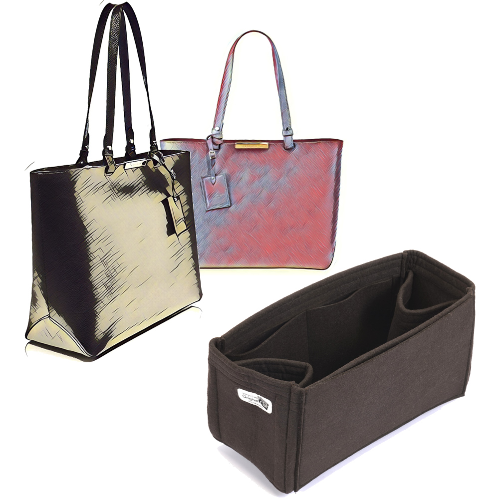 Bag and Purse Organizer with Regular Style for Longchamp Le Foulonné City