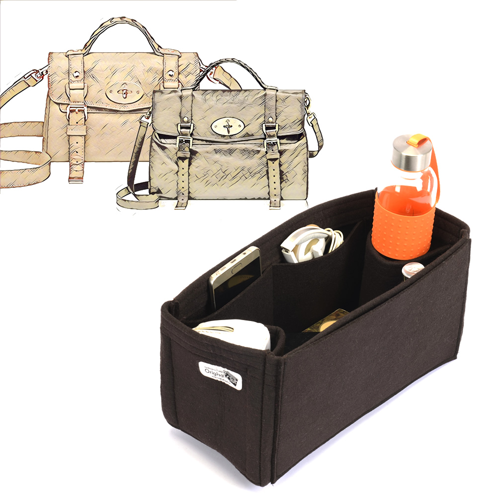 Bag and Purse Organizer with Regular Style for Mulberry Alexa Models 6c2d9d31ad1f8