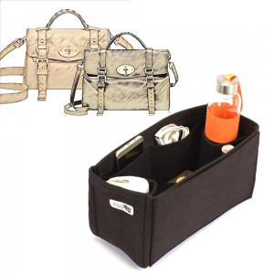 Bag and Purse Organizer with Regular Style for Mulberry Alexa Regular and Oversized