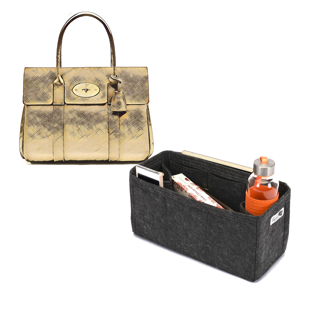 Bag and Purse Organizer with Regular Style for Mulberry Bayswater ( Old  model ) bc66e5c253627
