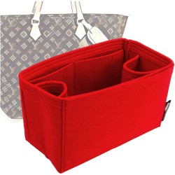 Bag and Purse Organizer with Regular Style for Louis Vuitton All In PM, All In MM and All In GM