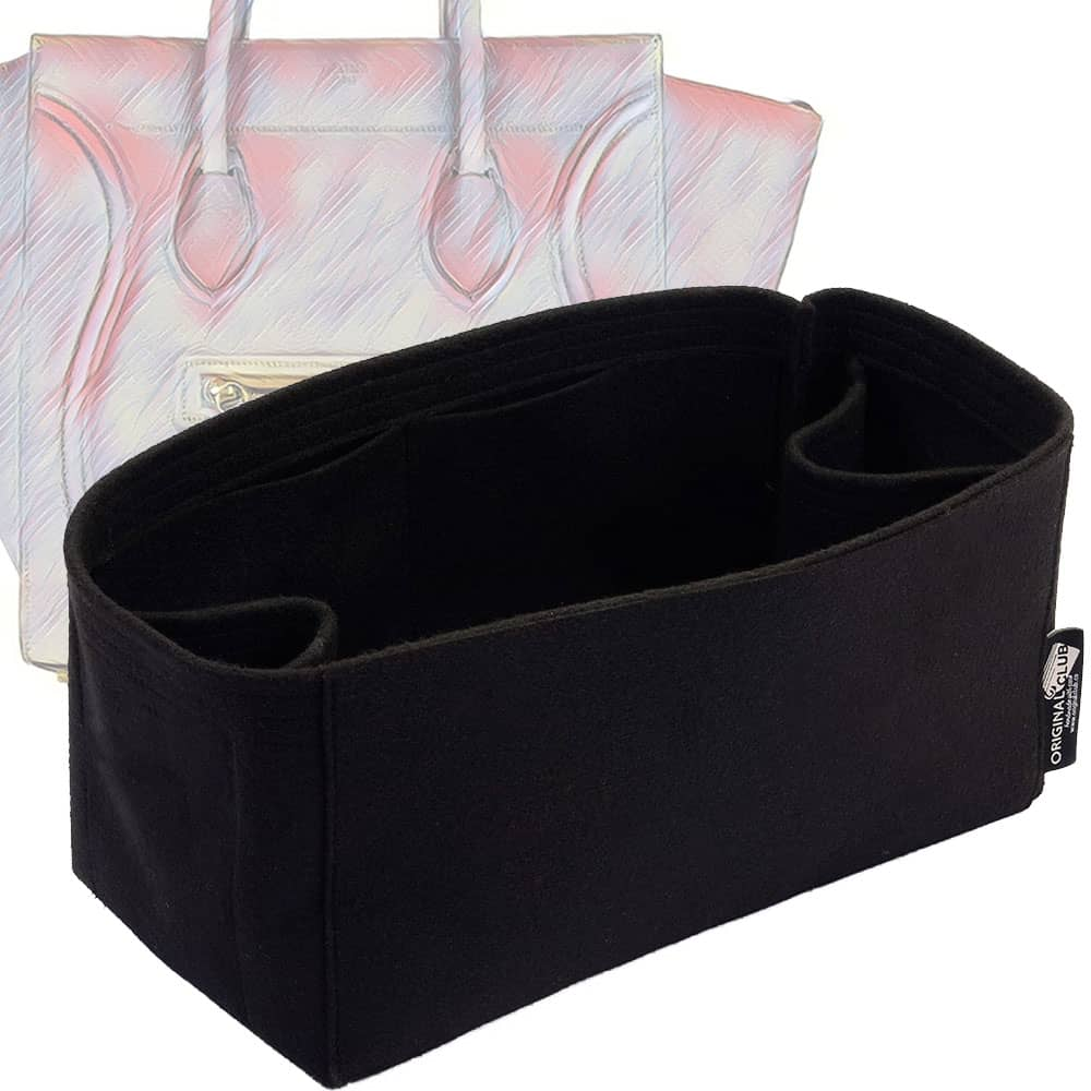 Bag and Purse Organizer with Regular Style for Celine Phantom Medium Luggage (More colors available)