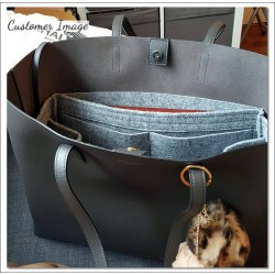 Bag and Purse Organizer with Regular Style for Cerf Large