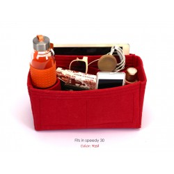 Bag and Purse Organizer with Regular Style for Louis Vuitton Speedy Models