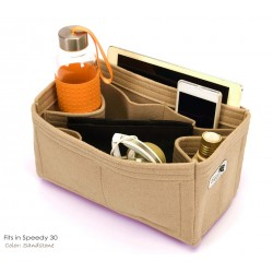 Bag and Purse Organizer with Regular Style for Louis Vuitton Speedy 25, 30, 35 and 40