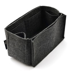 Bag and Purse Organizer with Side Compartment for Alexa Oversized
