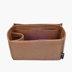 Bag and Purse Organizer with Side Compartment for Garden Party 36