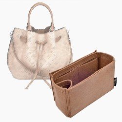 Bag and Purse Organizer with Side Compartment for Girolata