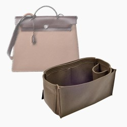 Bag and Purse Organizer with Side Compartment for Herbag 39