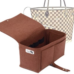 Bag and Purse Organizer with Toplid Style for Neverfull Models