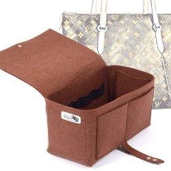 Bag and Purse Organizer with Toplid Style for Totally Models