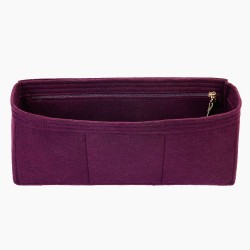 Handbag Organizer with Interior Zipped Pocket for Berri PM and Berri MM (More colors available)